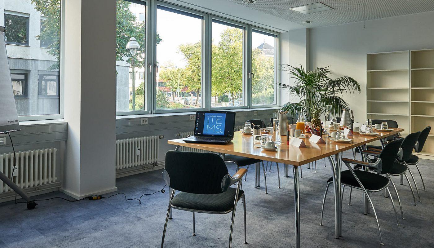 Items Marktforschung Berlin Räume