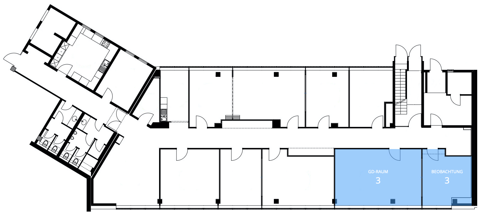 iTEMS Grundriss: GD-Raum 3